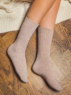 Calcetines de cashmere