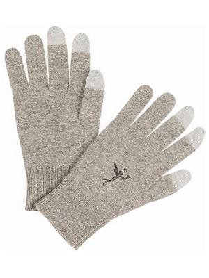 guantes de cachemira premium