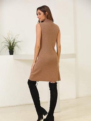 vestidos de lana merino
